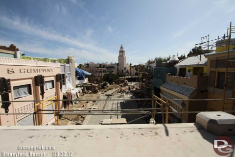 My full update featuring #Disneyland pics from 3/23 was posted earlier at http://disneygeek.com