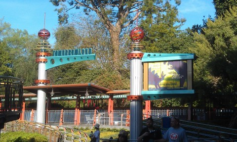 Image result for tomorrowland station